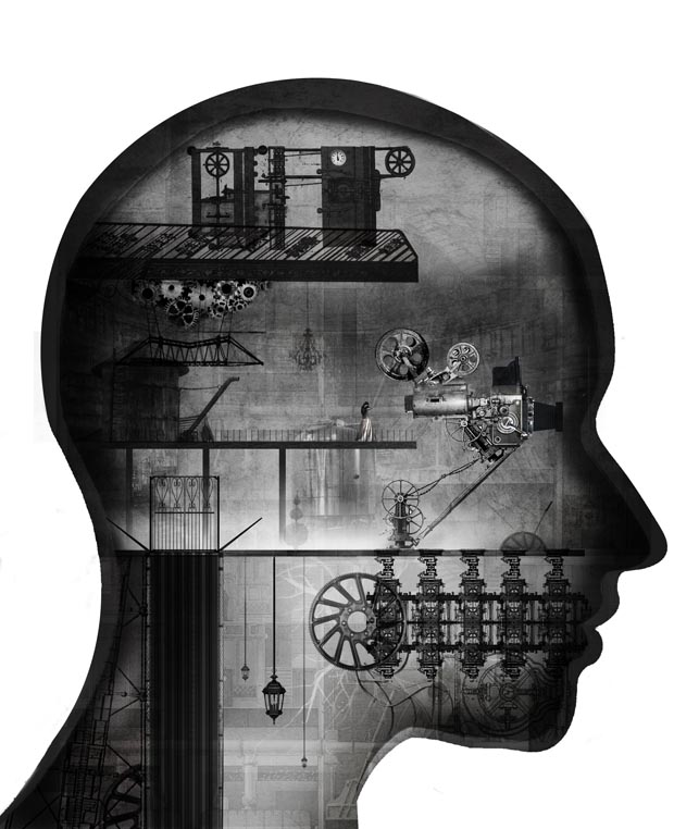 head interior