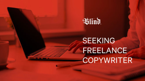 Seeking Freelance Copywriter
